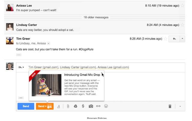 Trò đùa Cá tháng Tư: Google khiến người dùng mất việc - ảnh 2