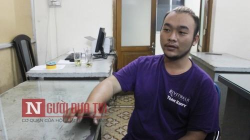 Gã thợ xăm tạt axit nữ sinh: 'Tôi bị lừa, không biết đó là axit' - ảnh 3