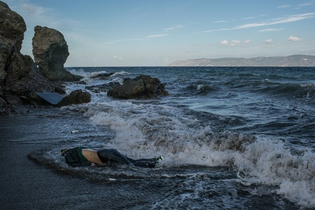 Chùm ảnh hành trình của người tị nạn đoạt giải Pulitzer 2016 - ảnh 3