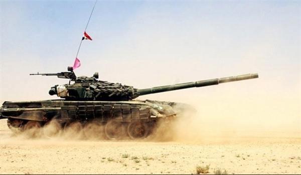 Tình hình Syria: IS đánh chiếm quận chiến lược ở Deir Ezzor - ảnh 1