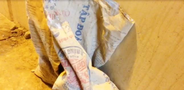 'Tận mục' hầm chui 551 tỷ vừa khánh thành đã sửa chữa nham nhở - ảnh 8
