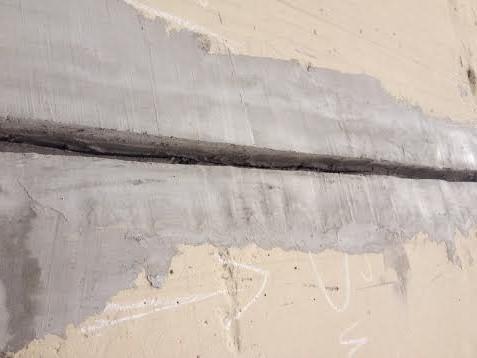 'Tận mục' hầm chui 551 tỷ vừa khánh thành đã sửa chữa nham nhở - ảnh 4