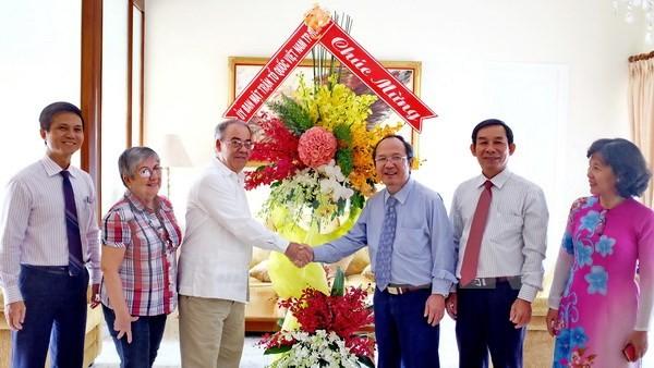 Việt Nam long trọng kỷ niệm 55 năm Ngày chiến thắng Hiron - ảnh 1