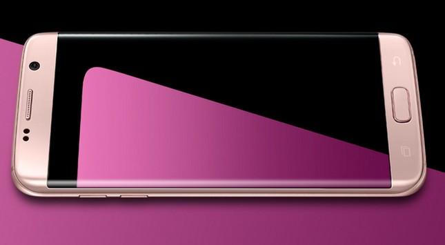 'Ăn theo' Apple, Galaxy S7/S7 Edge thêm phiên bản màu vàng hồng - ảnh 2
