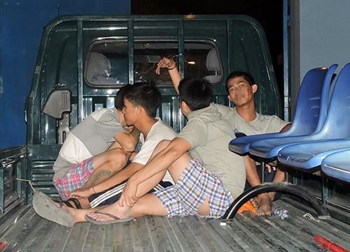 Hơn 400 học viên cai nghiện trốn trại: Đình chỉ công tác 7 người - ảnh 1