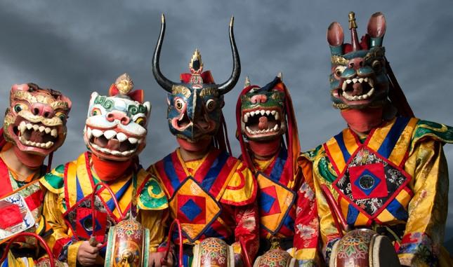 Bhutan - Quốc gia duy nhất không quan hệ với Trung Quốc - ảnh 3