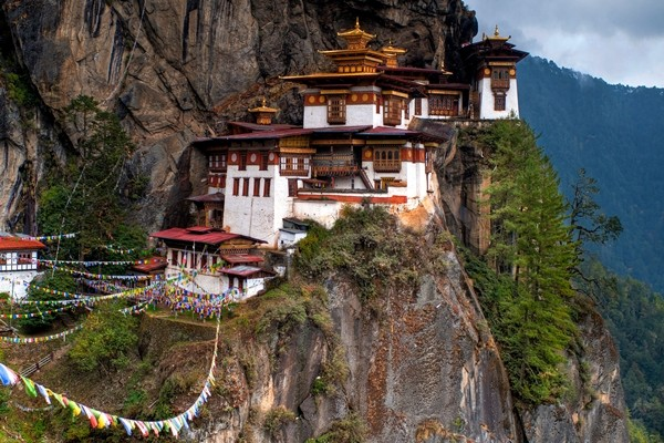 Bhutan - Quốc gia duy nhất không quan hệ với Trung Quốc - ảnh 1