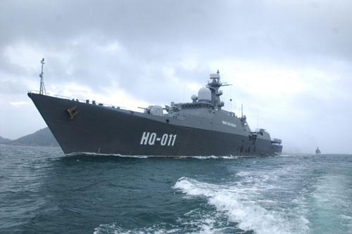 Nga sắp giao thêm cặp chiến hạm Gepard 3.9 mạnh cho Việt Nam - ảnh 1