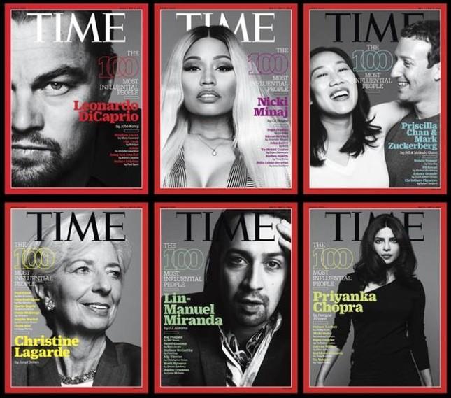Donald Trump lọt Top 100 người ảnh hưởng nhất thế giới - ảnh 2