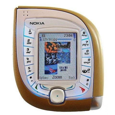 Top 16 chiếc điện thoại 'đồ cổ' Nokia 'dị' nhất thế giới - ảnh 1