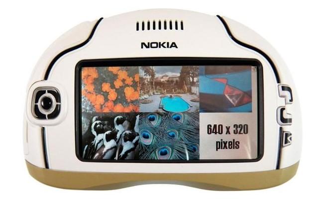 Top 16 chiếc điện thoại 'đồ cổ' Nokia 'dị' nhất thế giới - ảnh 8