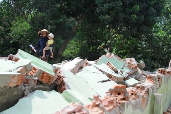 Đà Nẵng: Phê bình cấp dưới để 11 hộ dân 'màn trời chiếu đất' - ảnh 1