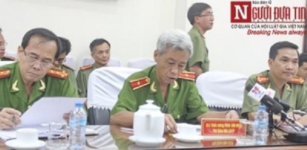 Tâm thư nhà báo Lê Hồng Kỹ gửi Thiếu tướng Phan Anh Minh - ảnh 1