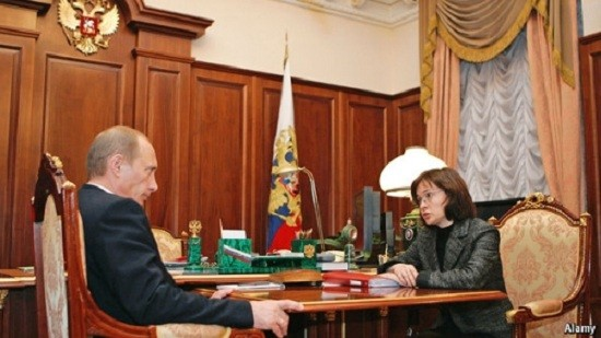 Hé lộ người phụ nữ được mệnh danh là 'cánh tay phải' của Putin - ảnh 1
