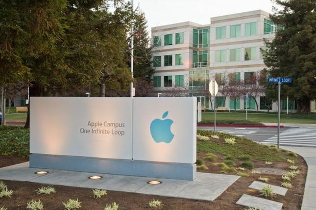 Apple phát hiện xác chết nhân viên ngay trong trụ sở  - ảnh 1