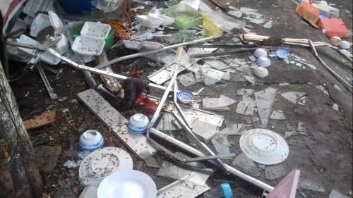 Bình Dương: Taxi Vinasun gây tai nạn liên hoàn, 7 người bị thương - ảnh 2