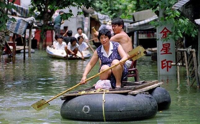 Trung Quốc sẽ ngập lụt nặng nề trong 2016 vì El Nino - ảnh 1