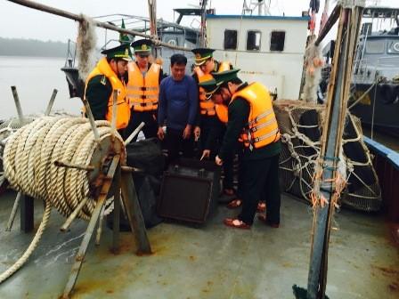 Hành trình truy bắt tàu Trung Quốc mang dấu hiệu lạ - ảnh 2