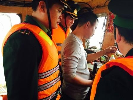 Hành trình truy bắt tàu Trung Quốc mang dấu hiệu lạ - ảnh 4
