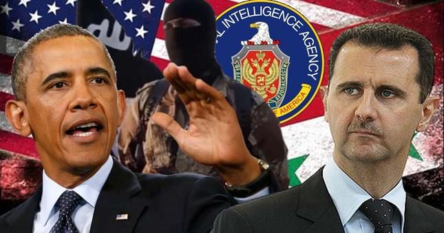 Vì sao ông Obama bác bỏ kế hoạch của CIA nhằm lật đổ Assad? - ảnh 1