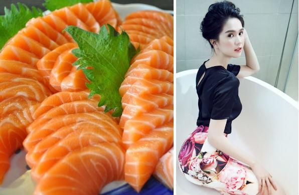 Top thực phẩm giúp chị em sở hữu vóc dáng đẹp như Ngọc Trinh - ảnh 1