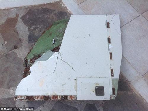Mảnh vỡ 'đặc biệt' nghi của MH370 tìm thấy ở đảo Mauritius  - ảnh 1