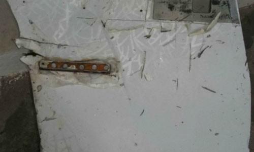 Mảnh vỡ 'đặc biệt' nghi của MH370 tìm thấy ở đảo Mauritius  - ảnh 2