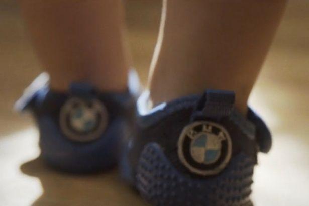 BMW phát minh giày giúp trẻ em tập đi không bị ngã - ảnh 2