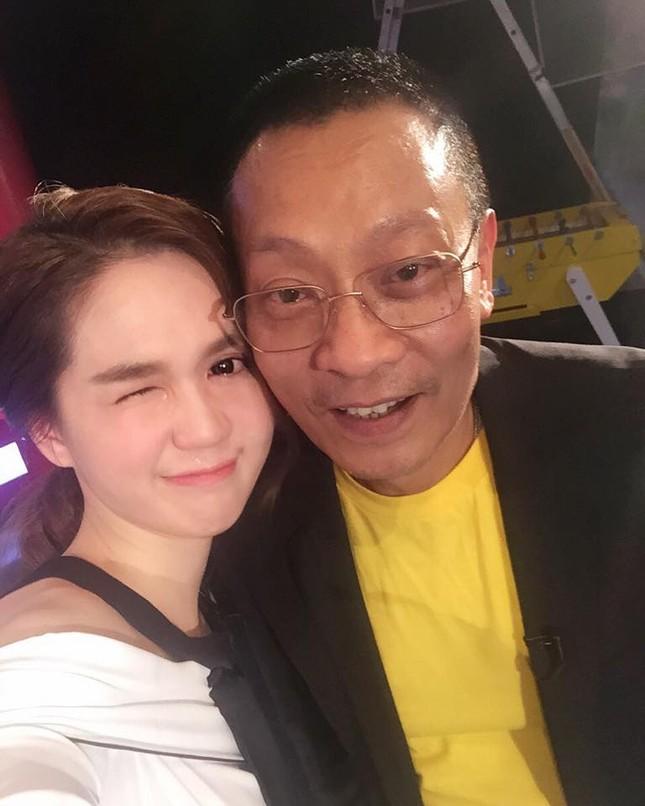 MC Lại Văn Sâm hỏi về quá khứ, Ngọc Trinh bỗng khóc như mưa - ảnh 3