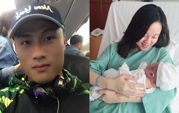 Ly Kute lần đầu khoe ảnh con trai mới sinh của Mạc Hồng Quân - ảnh 1
