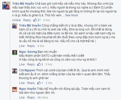 Fan cuồng Seungri 'tấn công' Á hậu Tú Anh vì dám ôm ấp thần tượng - ảnh 4
