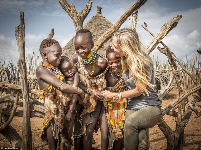 Đến Ethiopia xem bộ lạc kì dị nhất thế giới - ảnh 2
