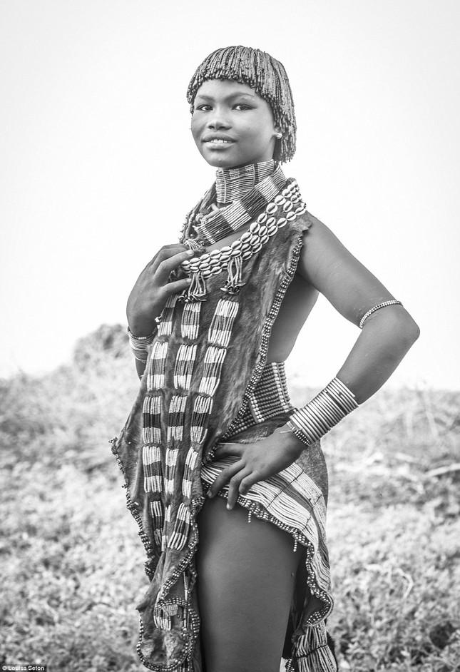 Đến Ethiopia xem bộ lạc kì dị nhất thế giới - ảnh 10