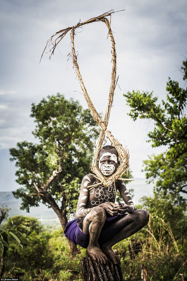 Đến Ethiopia xem bộ lạc kì dị nhất thế giới - ảnh 7