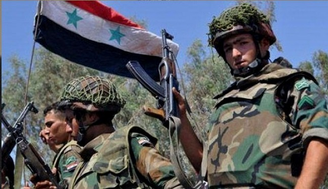 Tình hình Syria: IS phản kích thất bại thảm hại ở Deir Ezzor - ảnh 1
