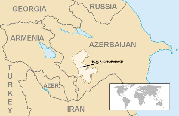 Nguồn gốc chiến tranh Azerbaijan-Armenia và hệ lụy khó lường - ảnh 1