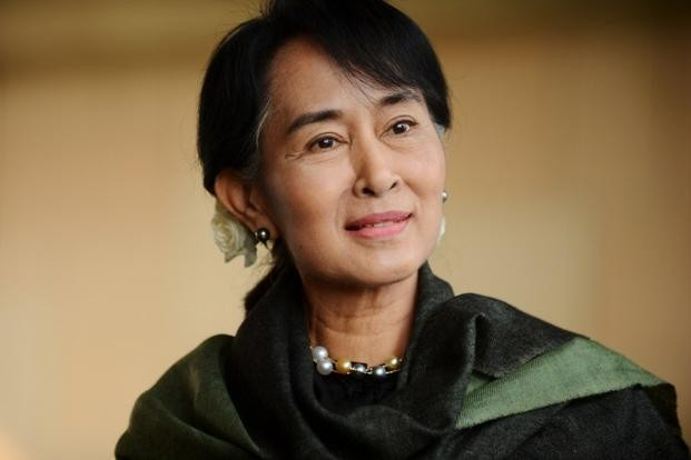 Bà Suu Kyi cấm công chức nhận quà trị giá hơn 450.000 đồng - ảnh 1