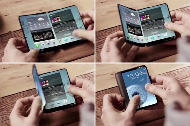 Smartphone màn hình bẻ cong của Samsung sẽ là siêu phẩm 2017? - ảnh 1