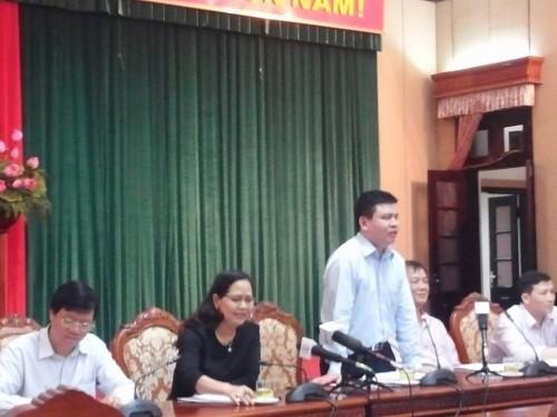 Hà Nội kiến nghị dừng mua đường ống nước của nhà thầu TQ - ảnh 1