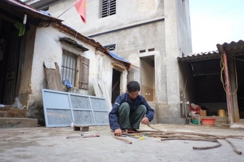 Sau ông Nén, ông Nguyễn Thanh Chấn bị tai nạn xe máy - ảnh 1