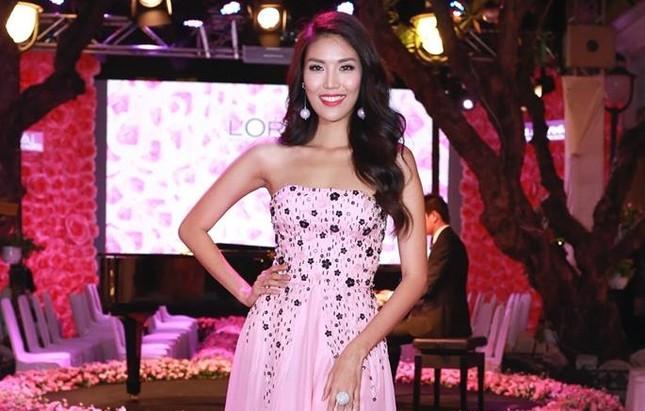 Vì sao Lan Khuê chưa nhận lời tham gia Hoa hậu Hòa bình Quốc tế? - ảnh 1