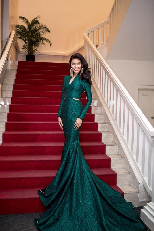Vì sao Lan Khuê chưa nhận lời tham gia Hoa hậu Hòa bình Quốc tế? - ảnh 2