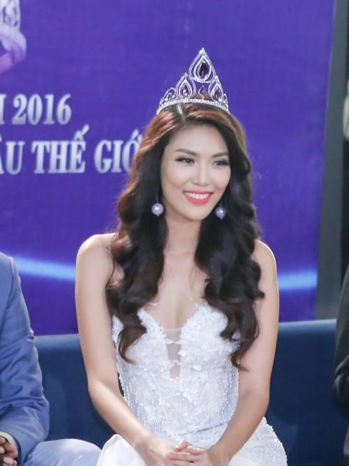 Vì sao Lan Khuê chưa nhận lời tham gia Hoa hậu Hòa bình Quốc tế? - ảnh 7
