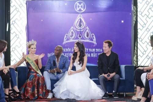 Vì sao Lan Khuê chưa nhận lời tham gia Hoa hậu Hòa bình Quốc tế? - ảnh 6
