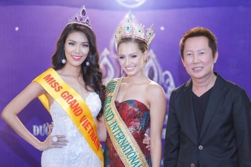 Vì sao Lan Khuê chưa nhận lời tham gia Hoa hậu Hòa bình Quốc tế? - ảnh 4