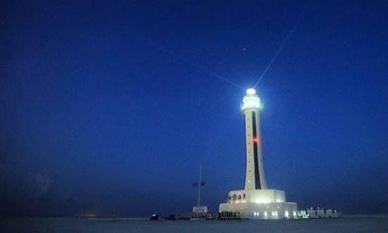 Trung Quốc ngang nhiên vận hành hải đăng phi pháp tại Trường Sa - ảnh 1
