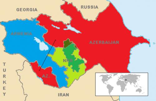 Chiến tranh Azerbaijan - Armenia: Erdogan đã mưu đồ trả thù Nga? - ảnh 1
