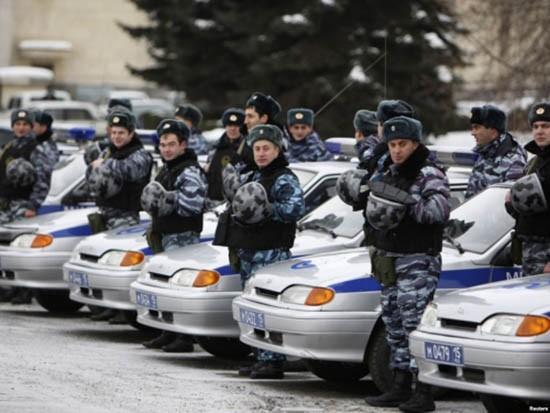 Tăng cường an ninh, Nga thành lập đội Vệ binh quốc gia - ảnh 1