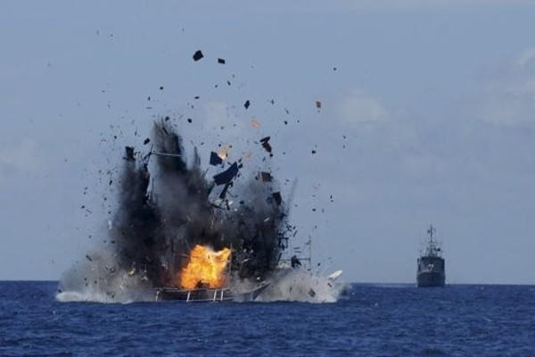 Đánh chìm tàu cá trái phép có phải điều Indonesia mong muốn? - ảnh 1