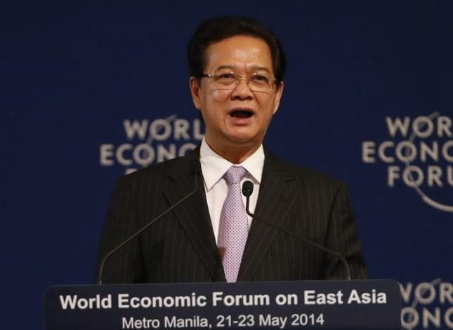Thủ tướng Nguyễn Tấn Dũng: 'Tôi rất thanh thản' - ảnh 1